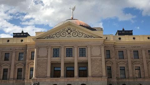 Arizona Capitol|Jessica Swarner