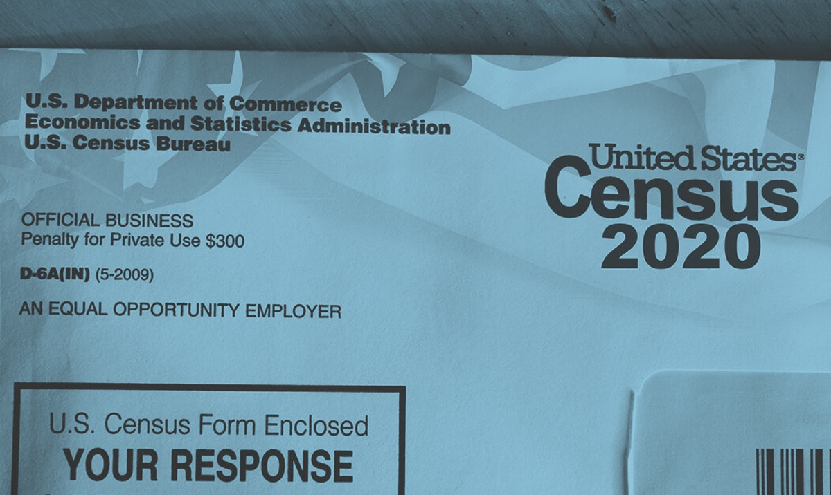 2020 Census mail