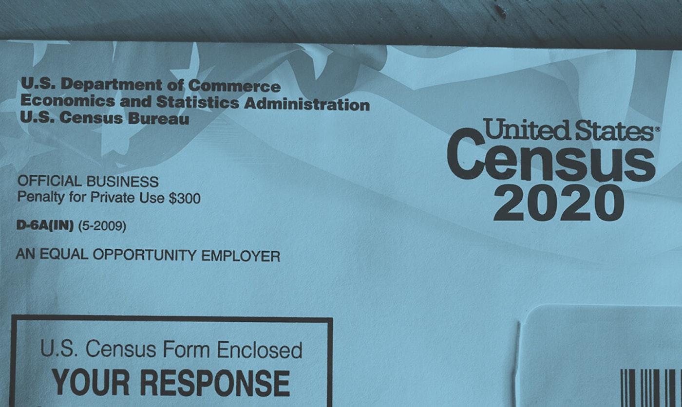 2020 Census mail