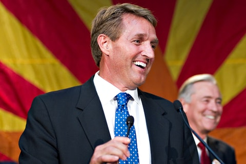 Jeff Flake Trumpism