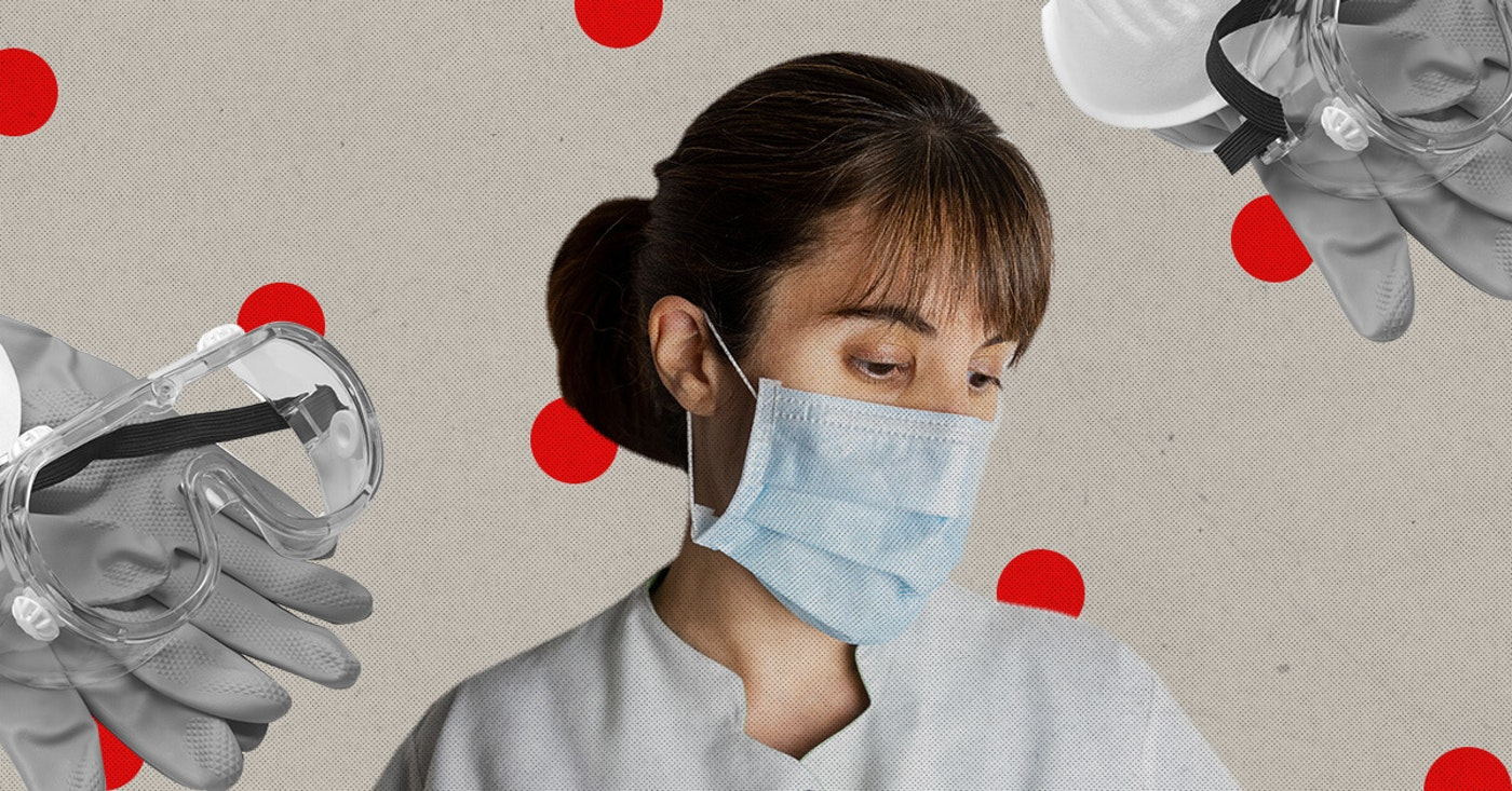 Healthcare Workers in Coronavirus Crisis