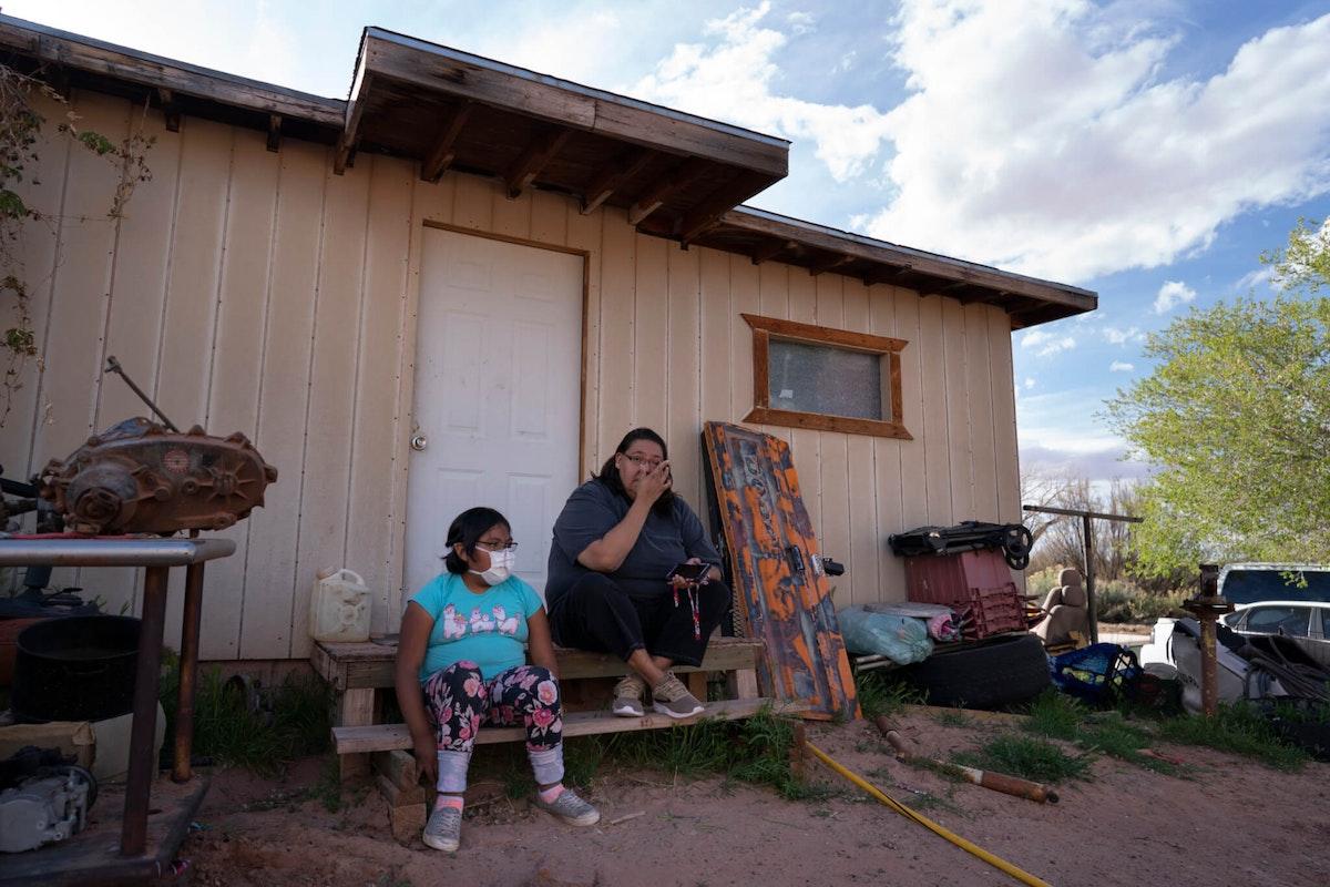 COVID-19 Navajo tribal community