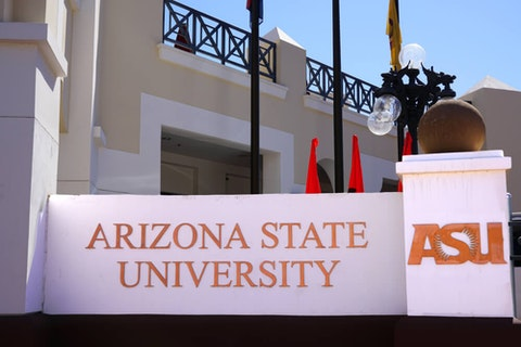 Arizona State University|Stock Photo