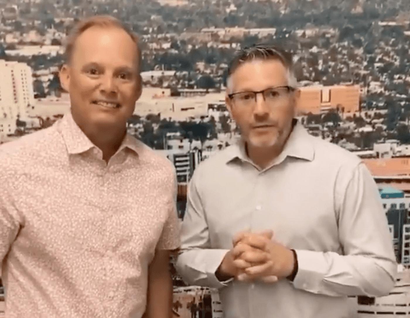Dream City Church Pastor and CFO