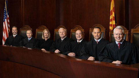 Photo courtesy: Arizona Supreme Court Facebook page