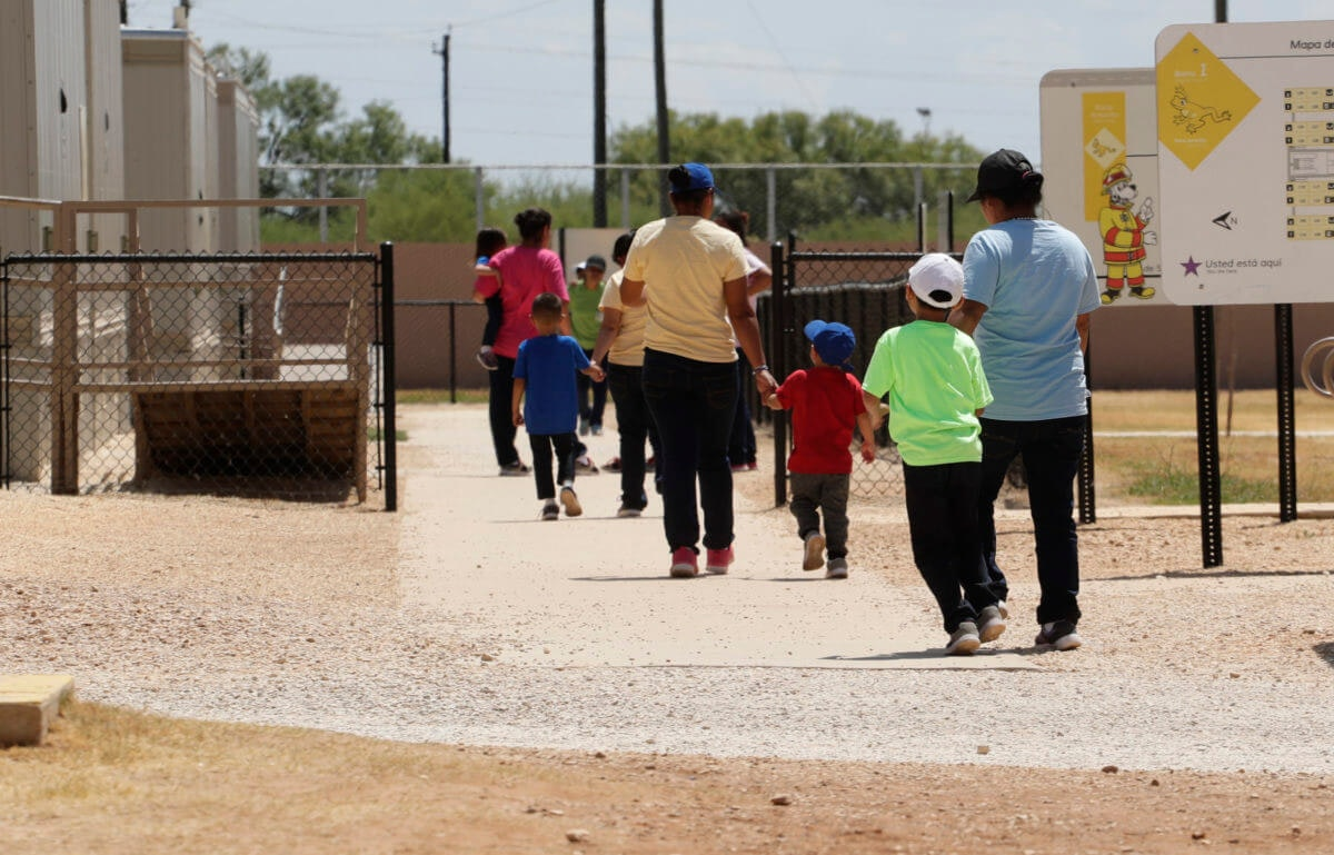 An ICE detention-center nurse this week alleged misconduct over women being given hysterectomies against their will. Her complaint extends the list of alleged abuses that have occurred inside of immigrant detention centers around the country. (AP Photo/Eric Gay, File)