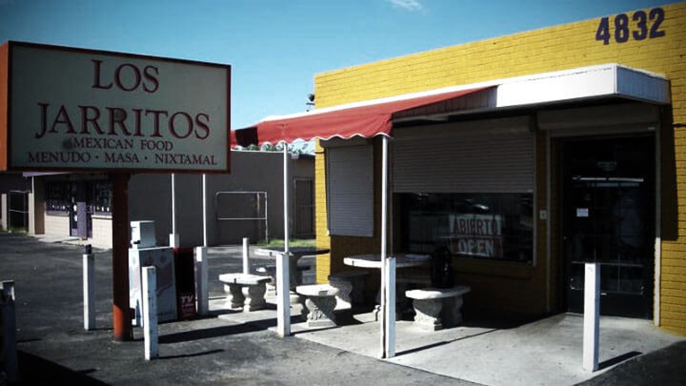 Photo courtesy of Los Jarritos Mexican Restaurant