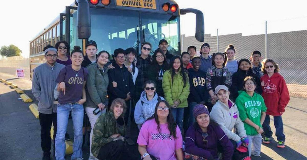 Photo courtesy of Sequoia Deaf School