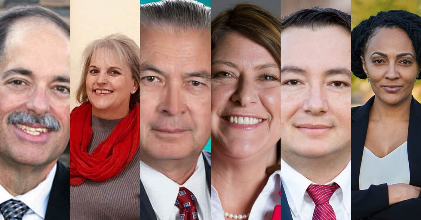 Candidates for Legislative District 22 in Arizona