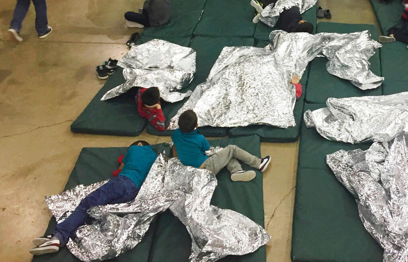 children-separated-border