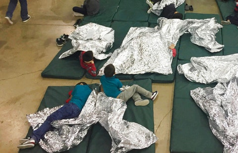 children-separated-border