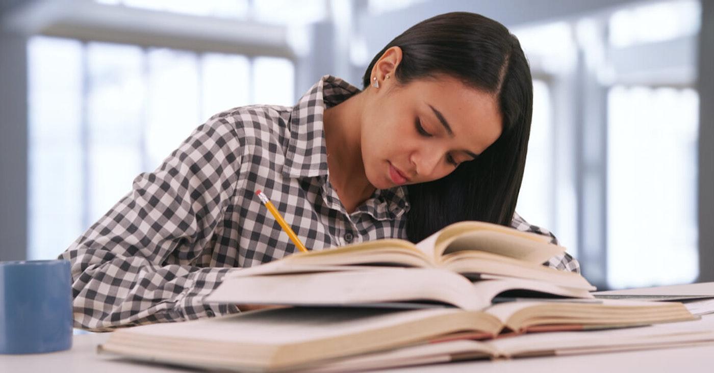 Latin-student