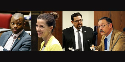 Four people have already put their names in the hat to be Arizona's next Secretary of State.