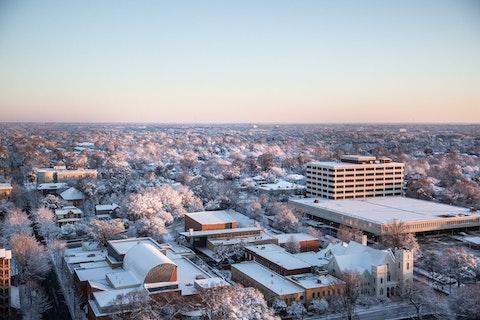 Image of Raleigh via Shutterstock