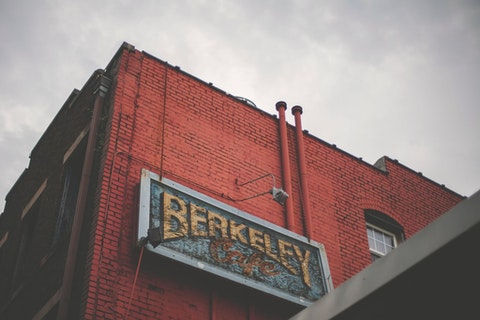 Raleigh's Berkeley Cafe, one of many North Carolina restaurants impacted by the coronavirus. Photo by Brandon Griggs on Unsplash.