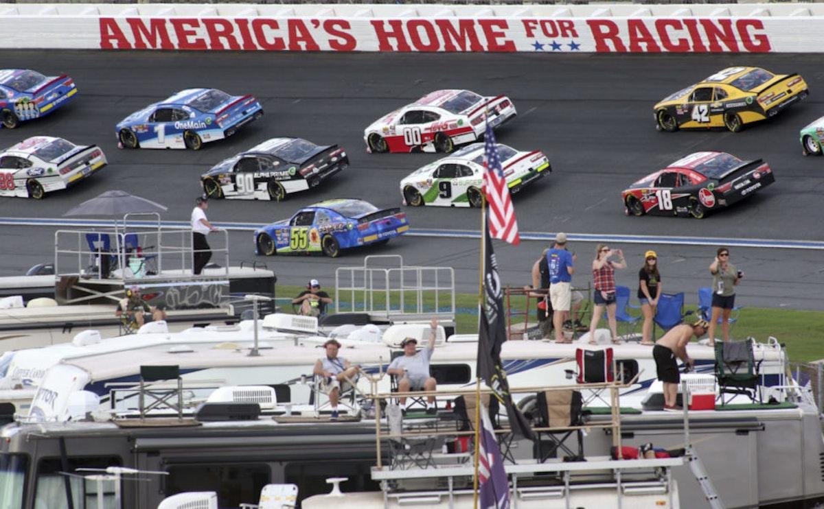 NASCAR COVID-19 ReOpen