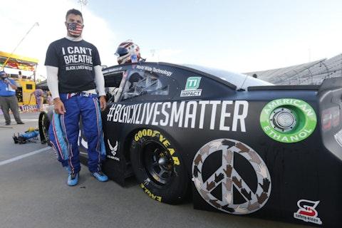 NASCAR ban on Confederate flag