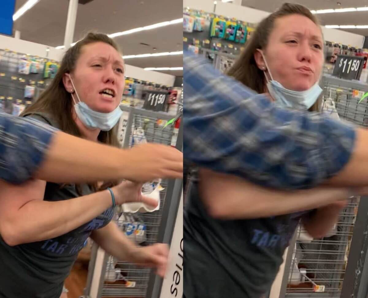 Brandon Gray, a NC House candidate, says he and his boyfriend were victims of a homophobic assault in a Greensboro Walmart. (Photo taken by Brandon Gray)