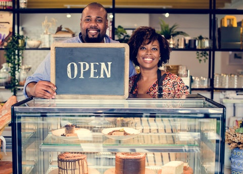 Business advocates say NC's Black business-owners have been left behind by the federal government's PPP coronavirus relief. (Image via Shutterstock)