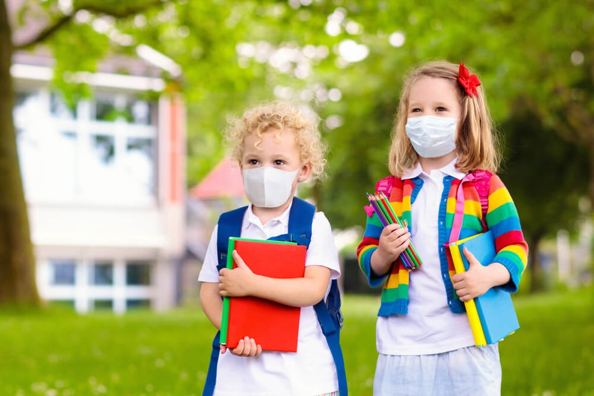 Coronavirus has closed more than a quarter of NC's childcare centers, but the economy can't recover without them. (Image via Shutterstock)