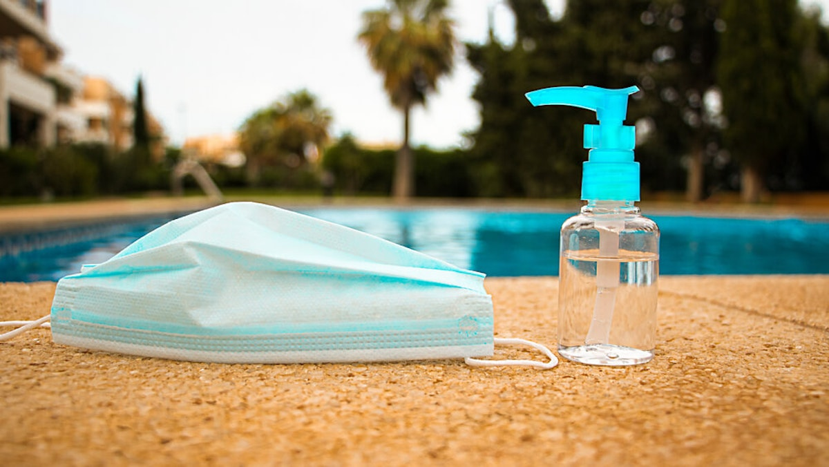 Raleigh public pools are reopening, day after local summer camp warns of kids exposed to coronavirus. (Image via Shutterstock)