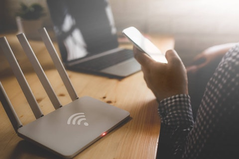 Rural North Carolina has pockets where high-speed internet is not available, leaving those residents behind. (Stock image via Shutterstock.)