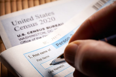 The 2020 Census is nearing a close, with NC lagging in responses. (Image via Getty images.)