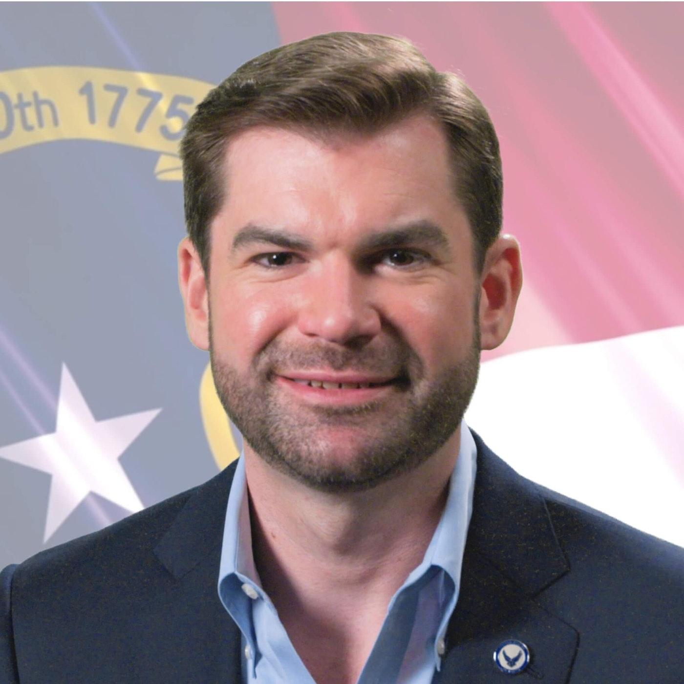 NC Sen. candidate JD Wooten.