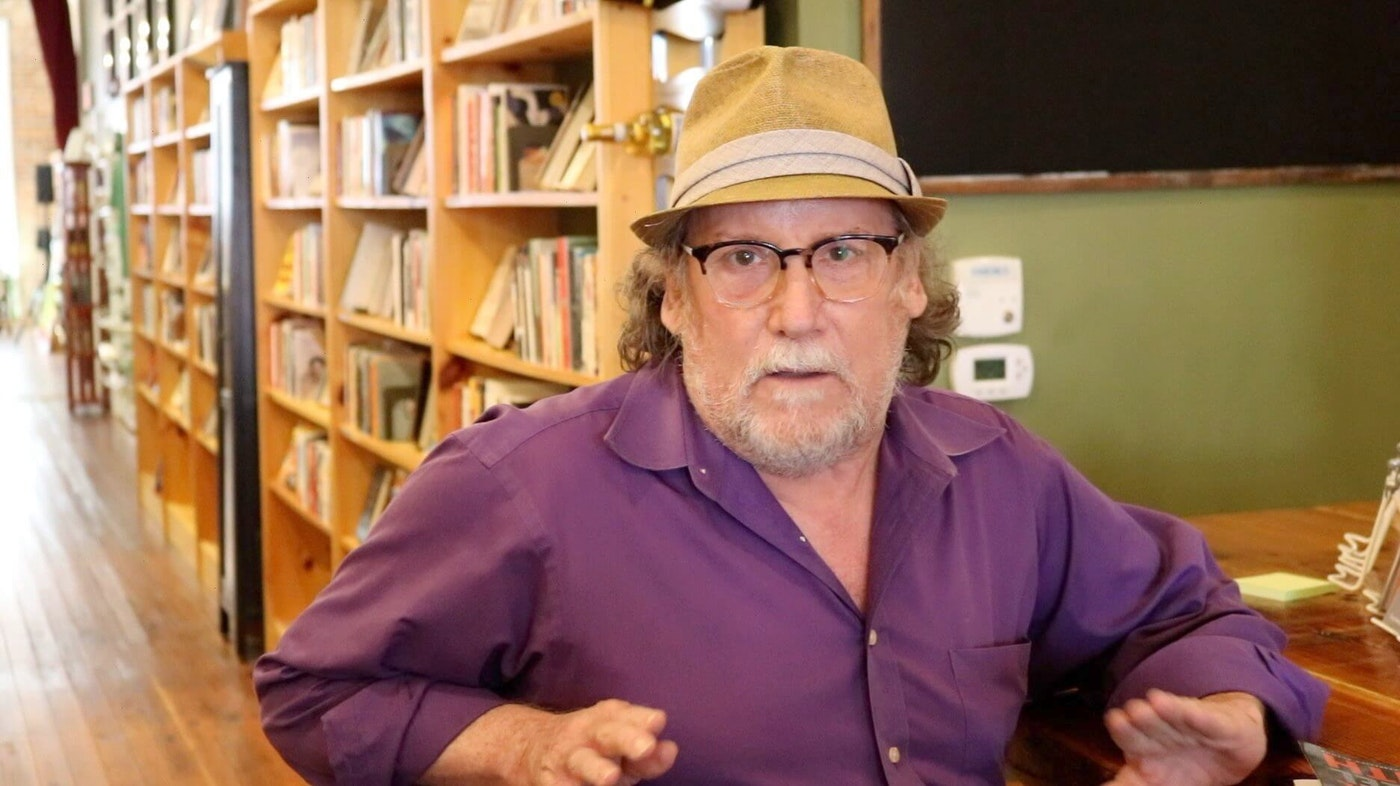 Steve Mitchell, owner of Scuppernong Books in Greensboro, said postal service delays are affecting his business. Image via Steve Mitchell.