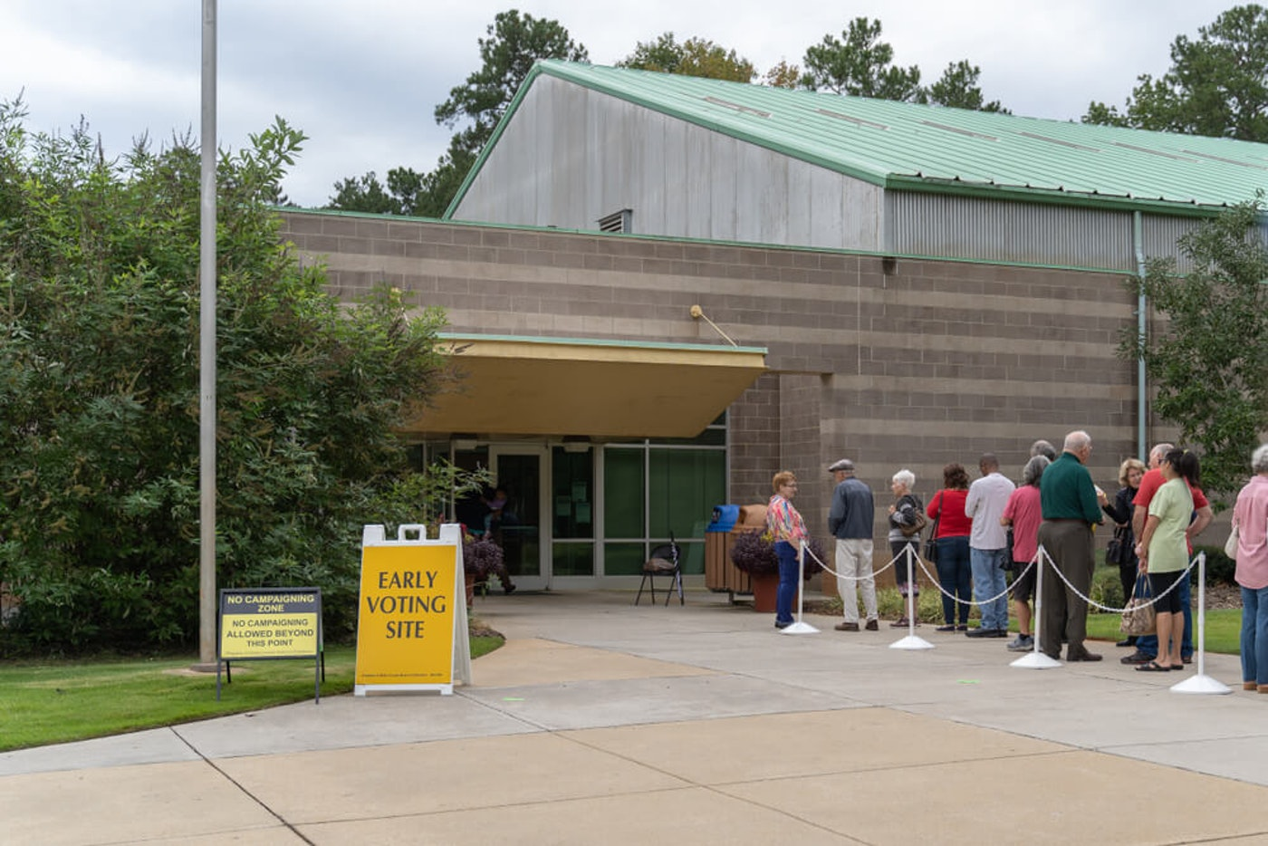 Skip the lines. Here's a step-by-step guide to voting by mail in North Carolina. (Image via Shutterstock)