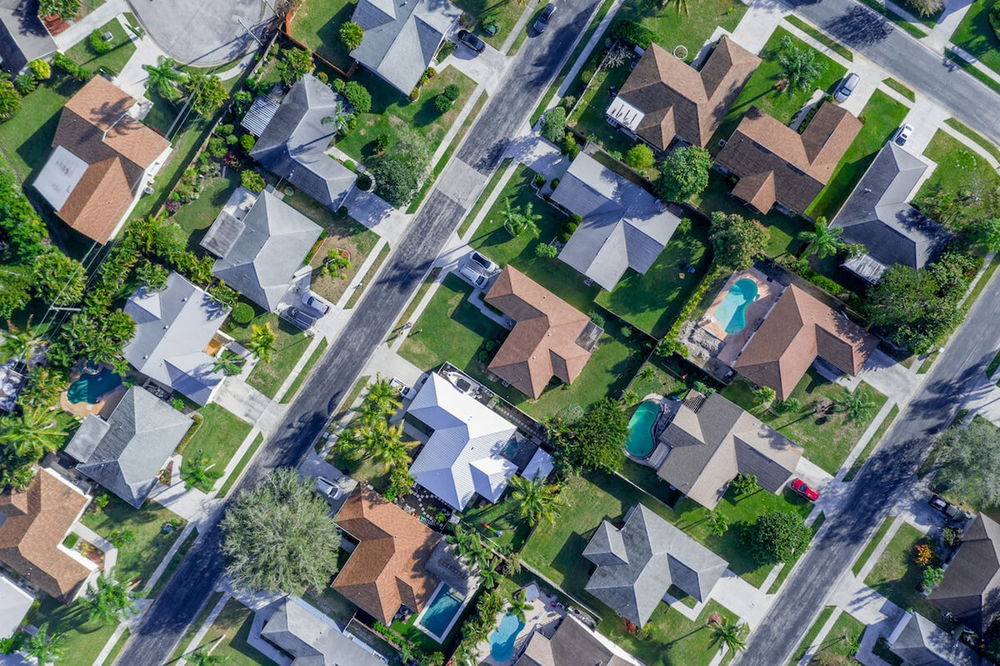 Suburban voters are no longer only white—they are home to Black Americans, immigrants, college-educated women, and others. That's changing the issues that suburban voters care about (Shutterstock).