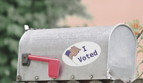 Between the lawsuits and post office delays, it's hard to know what to do about absentee balloting in NC. We've got everything you need to know here. (Image via Shutterstock)
