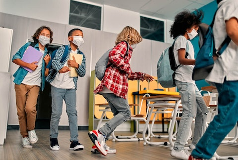 Parents and educators in Wake County are pushing back on a plan to reopen K-12 schools for the spring semester despite soaring coronavirus rates. (Image via Shutterstock)