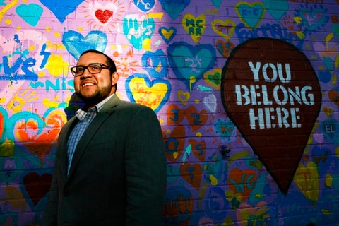 Democrat Ricky Hurtado was the lone member of his party to win a contested race in deeply-red Alamance County. What does that mean for NC Latino voters?