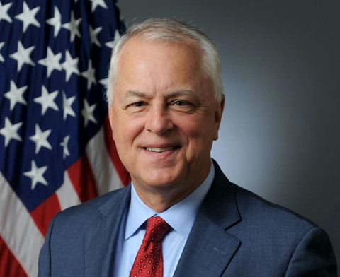 A former NC school system administrator, Tony Tata is now the acting undersecretary for policy in the Trump administration's Department of Defense.