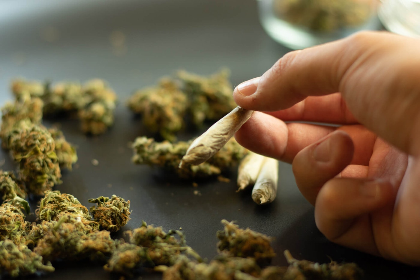 A racial justice task force recommended that North Carolina decriminalize marijuana possession.