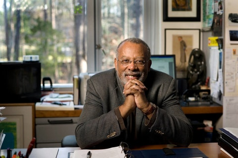 James Coleman Jr., one of the nation's foremost wrongful convictions attorneys, spoke with Cardinal & Pine about the sometimes painful process of getting a pardon for already exonerated people in North Carolina. (Image via Duke University)