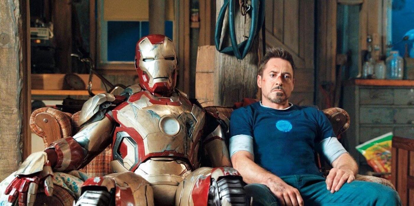 Marvel Studio's 2013 film Iron Man 3 was one of the biggest films shot in North Carolina. Credit: Zade Rosenthal/ Marvel Studios