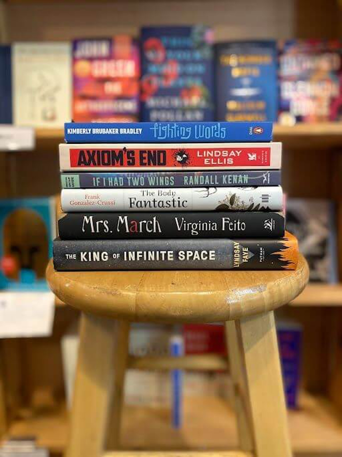 Foggy Pine Books in Buxton is a gem in North Carolina's independent bookstore scene.
