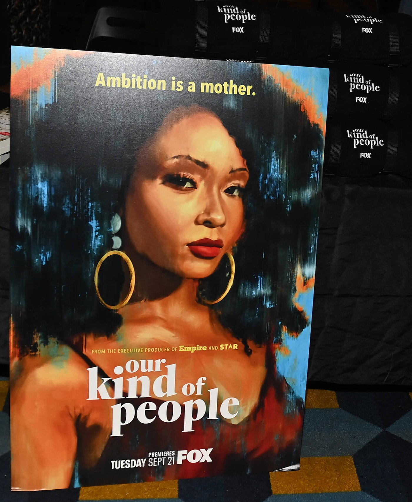 """""""Our Kind of People"""" promises intrigue, drama, and a delicious frisson between the classes. The title refers to the book """"Our Kind of People: Inside America's Black Upper Class,"""" by Lawrence Otis Graham. When it debuted in 1999, the book pulled the curtain back on the insular society of old, African-American, monied families and their privileges – as numerous as their rules about who could belong and who couldn't. (Photo by Paras Griffin/Getty Images for FOX)"""