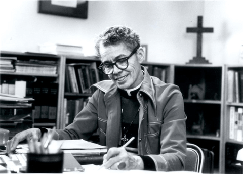 One of North Carolina's most influential figures, Pauli Murray still doesn't get her due for her part in combatting racial injustice, homophobia, and sexism. A new Amazon Prime Video doc about Murray, who grew up in Durham, premiers this weekend in the Bull City. (Image via Pauli Murray Center)