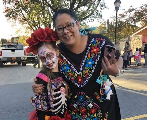 Marion is hosting its fifth annual Dia de los Muertos event this year. (Image via Facebook)