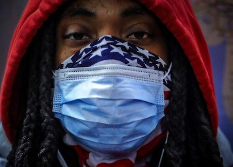 Virus Outbreak-Black Men