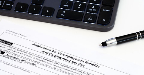 Unemployment application online