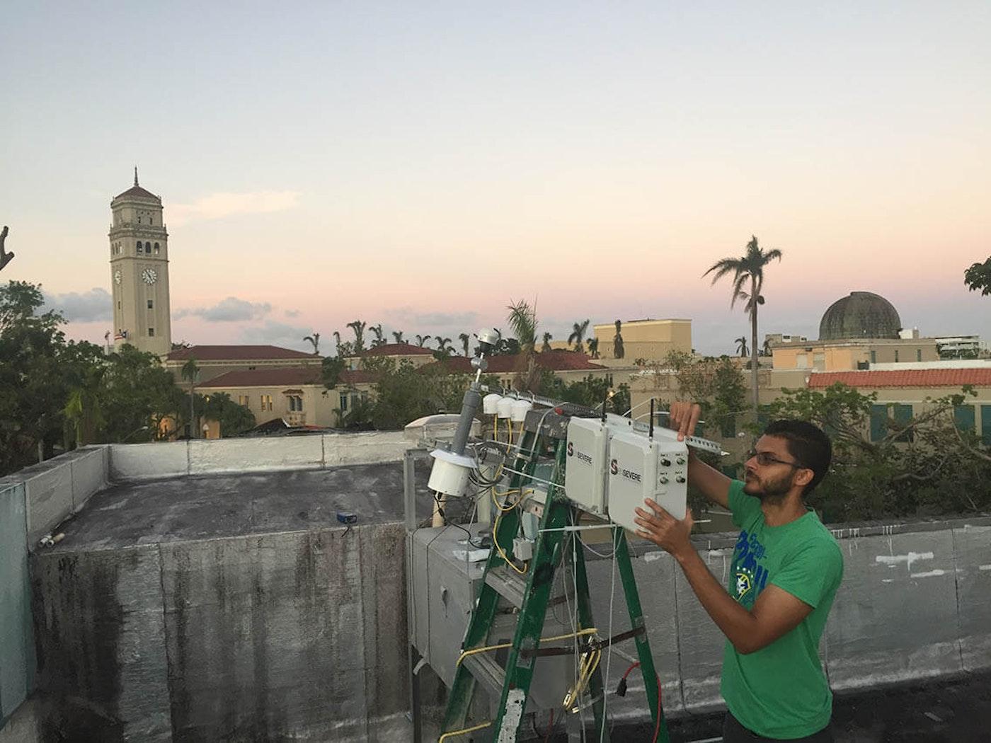 Air Quality Puerto Rico