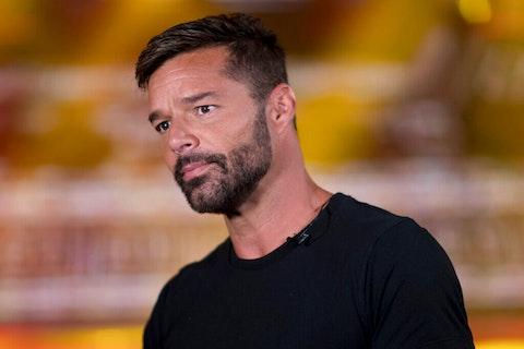Ricky Martin Protest in Puerto Rico