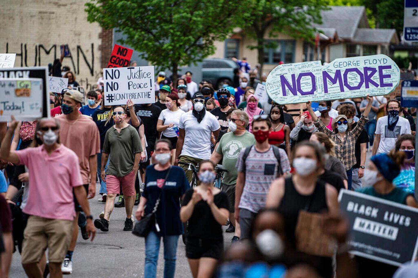 Minneapolis-protests