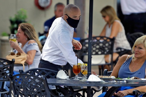 coronavirus cases Florida reopening