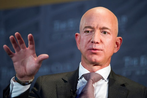 Jeff Bezos Amazon First Trillionaire in the world