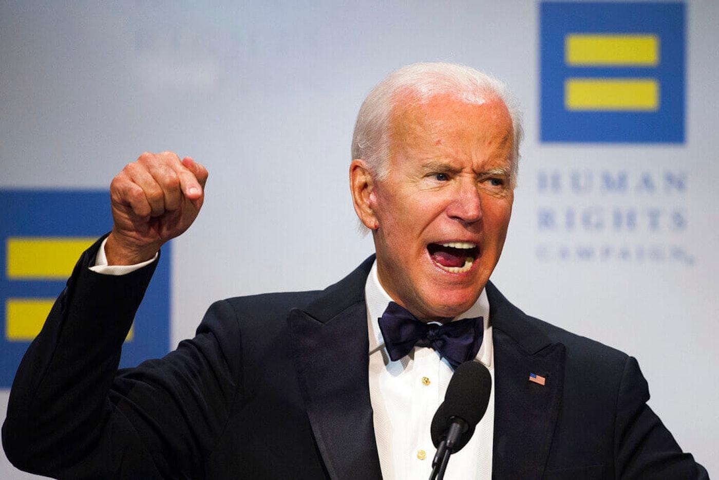 Joe Biden Puerto Rico Transgender Violence